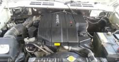 Двигатель. Mitsubishi Pajero Evolution, V55W Двигатель 6G74