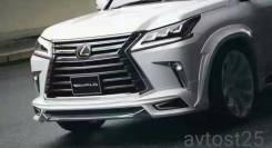 Обвес кузова аэродинамический. Lexus LX450d, URJ200, URJ201, URJ201W Lexus LX570, URJ201, URJ201W. Под заказ