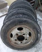 Комплект грузовых колес 205/80 R 17.5. 6.0x17.5 x197.00х5 ET120 ЦО 132,0мм.