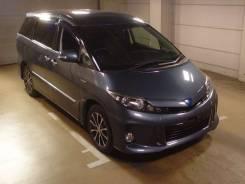 Toyota Estima. вариатор, 4wd, 2.4 (150л.с.), бензин, 76тыс. км, б/п. Под заказ