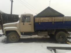 ГАЗ 3307. Газ 3307, 4 250 куб. см., 4 700 кг.