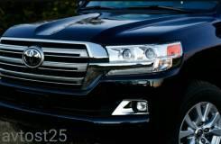Кузовной комплект. Toyota Land Cruiser, J200, URJ200, URJ202, URJ202W, UZJ200, UZJ200W, VDJ200, GRJ200 Двигатели: 2UZFE, 3URFE, 1URFE, 1VDFTV, 1GRFE
