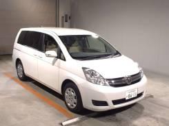 Toyota Isis. вариатор, 4wd, 1.8 (130 л.с.), бензин, 94 тыс. км, б/п. Под заказ
