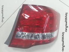 Стоп-сигнал. Toyota Corolla Axio, ZRE142, NZE141, ZRE144, NZE144 Двигатели: 1NZFE, 2ZRFAE, 2ZRFE