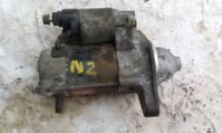 Стартер. Toyota Funcargo, NCP20 Двигатель 2NZFE