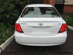 Спойлер. Toyota Corolla Axio, ZRE142, NZE141, ZRE144, NZE144 Двигатели: 1NZFE, 2ZRFAE, 2ZRFE