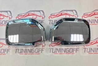 Накладка на зеркало. Toyota Hilux Surf, GRN215W, KDN215W, RZN210W, RZN215W, TRN210W, TRN215W, VZN210W, VZN215W Toyota 4Runner, VZN180, VZN185 Двигател...