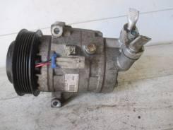 Chevrolet Cruze 2012г Компрессор системы кондиционера F16D4. Chevrolet Cruze Двигатель F16D4