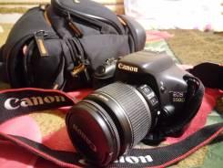 Canon EOS 550D. 20 и более Мп, зум: 7х