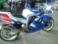 Suzuki GSX-R 400. 400 куб. см., исправен, птс, с пробегом