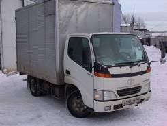Toyota Dyna. Продам грузовой фургон Тойота Дюна 2001г, 4 600 куб. см., 2 000 кг.