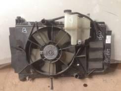 Радиатор охлаждения двигателя. Toyota Probox, NLP51 Двигатель 1NDTV
