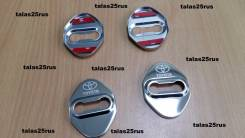 Крепление боковой двери. Toyota: Ractis, RAV4, Highlander, Corolla Fielder, Land Cruiser, Harrier, Corolla Axio, Camry, Aqua