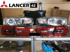 Стоп-сигнал. Mitsubishi Lancer Evolution, CZ4A Mitsubishi Lancer X Mitsubishi Galant Fortis, CZ4A