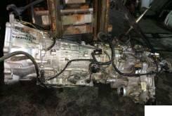 Автоматическая коробка переключения передач. Mitsubishi Pajero Evolution, V55W Двигатель 6G74