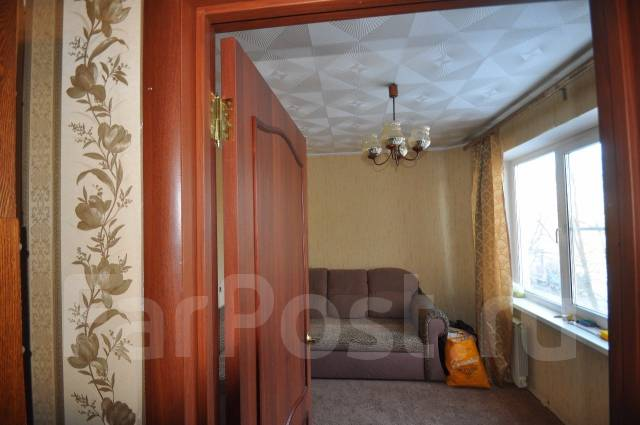4-комнатная, переулок Трамвайный 17. Индустриальный, агентство, 62 кв.м.