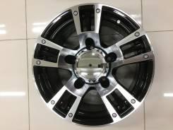 Storm Wheels. 8.0x16, 5x150.00, ET0, ЦО 110,0мм.