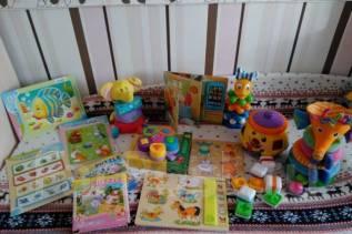 Развивающие игрушки