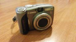 Canon PowerShot A710 IS. 7 - 7.9 Мп, зум: 5х