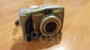 Продам фотоаппарат Canon PowerShot A710 IS. 7 - 7.9 Мп, зум: 5х
