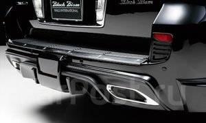 Бампер. Lexus LX570. Под заказ