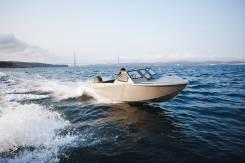 Продам алюминиевые лодки Север 4800 новые (производство Владивосток). Год: 2015 год, длина 4,80м., двигатель подвесной, 60,00л.с., бензин. Под заказ
