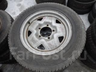Комплект колёс Brigestone 175/80R16 Jimny/ NIVA. 5.0x16 5x139.70