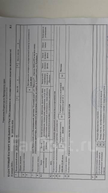 Земельный участок в пос. Соловей ключ!. 1 000 кв.м., собственность, от частного лица (собственник). Документ на объект для покупателей