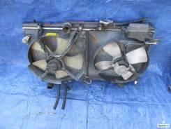 Радиатор охлаждения двигателя. Toyota Corona Toyota Carina
