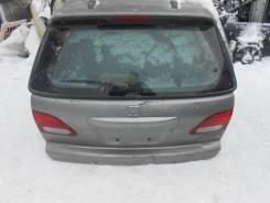 Дверь багажника. Honda Orthia, EL3 Двигатель B20B