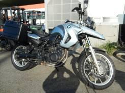BMW F 650 GS. 800 куб. см., исправен, птс, без пробега