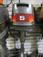 Yamaha. 5,00л.с., 2х тактный, бензин, нога S (381 мм), Год: 1998 год