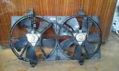 Вентилятор радиатора охлаждения,Nissаn QG/QR