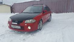 Mazda Familia. механика, 4wd, 1.5 (110 л.с.), бензин, 63 000 тыс. км