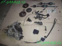 Механическая коробка переключения передач. Toyota Celica, ZZT231, ZZT230