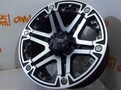 Tuff A.T. T-01. 8.0x16, 6x139.70, ET-13, ЦО 108,0мм.