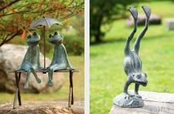 Скульптуры садовые. Под заказ