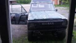 Рама. Nissan Safari, BRG161