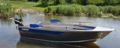 Rusboat. Год: 2016 год, длина 4,30м., двигатель подвесной, 30,00л.с., бензин. Под заказ