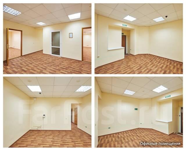 Идеальное офисное здание с парковкой в аренду до 1500 м2. 300кв.м., улица Бестужева 21б, р-н Эгершельд