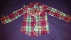 Рубашки. Рост: 80-86, 86-98 см