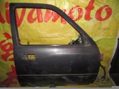 Дверь Toyota Surf LN130 передняя правая