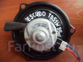 Мотор печки. Suzuki Escudo, TA11W, TA31W, TD61W, TA01R, TD31W, TA01V, TA01W, TA51W, TD01W, TD11W, TD51W, LB11S Suzuki X-90, LB11S