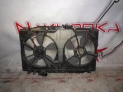 Радиатор охлаждения двигателя. Honda Accord, CL7, CL9, ABA-CL7, LA-CL7 Honda Accord Tourer Двигатели: K20A6, K20Z2, K24A