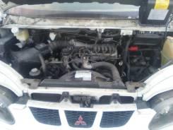 Двигатель в сборе. Mitsubishi Delica, PE6W Двигатель 6G72