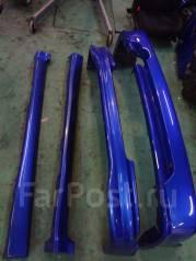 Обвес кузова аэродинамический. Subaru Forester, SG69, SG9L, SG6, SG5, SG9, SG