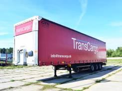 Schmitz SO1. Шторный полуприцеп 2011г/в, 32 500 кг.
