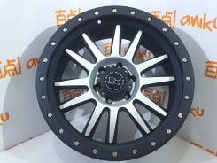 Black Rhino. 9.0x20, 6x139.70, ET12, ЦО 110,0мм.
