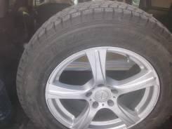 Dunlop Grandtrek SJ6. Зимние, без шипов, 2008 год, износ: 20%, 1 шт