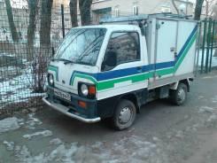 Subaru Sambar. механика, 4wd, 7.0, бензин